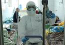 Коэффициент распространения коронавируса в России