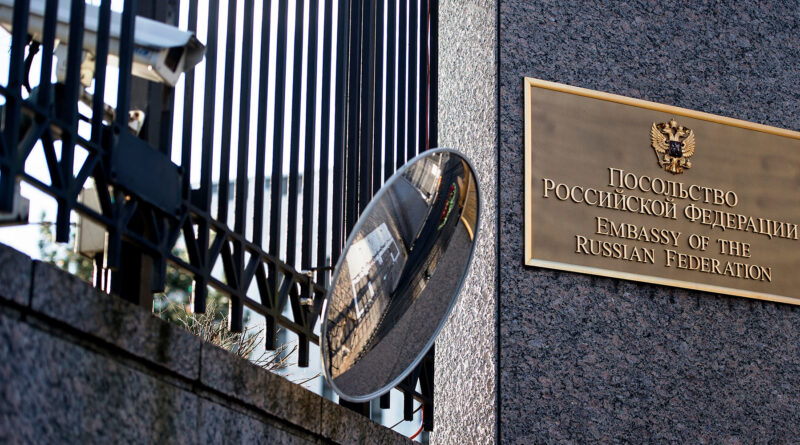 Посольство РФ в США отвергло утверждения о причастности госструктур России к кибератакам